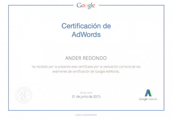 certificado-google-adwords-ander-redondo